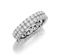 Henri Daussi R15 Wedding Ring