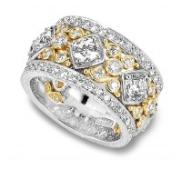 Jack Kelege KPBD739 Wedding Ring