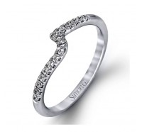 Simon G CR136B Wedding Ring