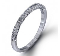 Simon G DR140B Wedding Ring