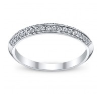 Simon G LP1145DB Wedding Ring