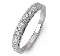 Simon G LP1208B Wedding Ring