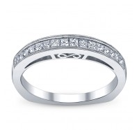 Simon G LP1309B Wedding Ring