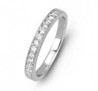 Simon G LP1420B Wedding Ring