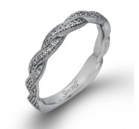 Simon G MR1498B Wedding Ring