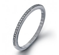 Simon G MR1511B Wedding Ring