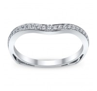 Simon G MR1552B Wedding Ring
