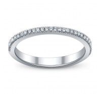Simon G MR1840AB Wedding Ring