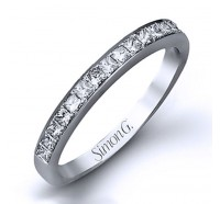 Simon G MR1894DB Wedding Ring