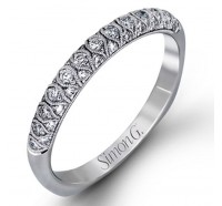 Simon G MR2028DB Wedding Ring
