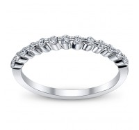 Simon G MR2173B Wedding Ring