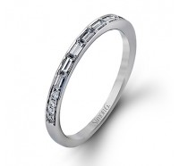 Simon G MR2220B Wedding Ring
