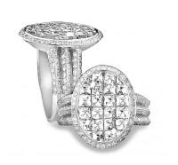 Bez Ambar  RNEIOV171 Wedding Ring