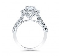 Christopher Designs  G101F-RD Engagement Ring