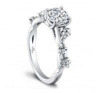 Jeff Cooper  RP1614RD Engagement Ring