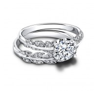 Jeff Cooper  RP1615RD Engagement Ring