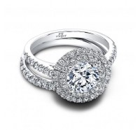 Jeff Cooper  RP1626RD Engagement Ring