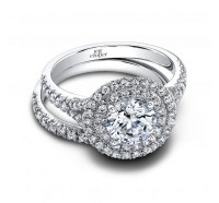 Jeff Cooper  RP1627RD Engagement Ring