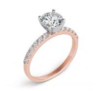 Genesis Designs  6593 Engagement Ring