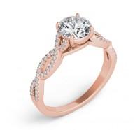 Genesis Designs  7325 Engagement Ring