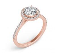 Genesis Designs  7370 Engagement Ring