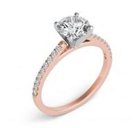 Genesis Designs  7442 Engagement Ring
