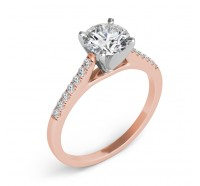 Genesis Designs  7488 Engagement Ring
