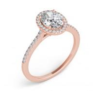 Genesis Designs  7512 Engagement Ring