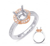 Genesis Designs  7861 Engagement Ring