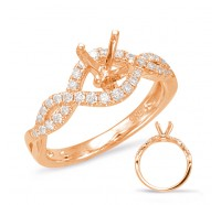 Genesis Designs  7869 Engagement Ring