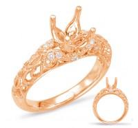 Genesis Designs  7872 Engagement Ring