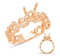 Genesis Designs  7914 Engagement Ring