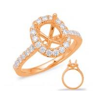 Genesis Designs  7936 Engagement Ring