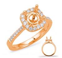 Genesis Designs  7939 Engagement Ring