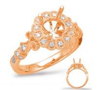 Genesis Designs  7946 Engagement Ring