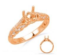 Genesis Designs  7957 Engagement Ring