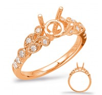 Genesis Designs  7959 Engagement Ring