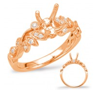 Genesis Designs  7961 Engagement Ring