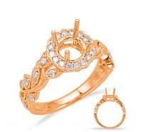 Genesis Designs  8020 Engagement Ring