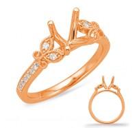 Genesis Designs  8032 Engagement Ring