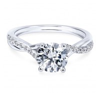 Genesis Designs  ER11794 Engagement Ring