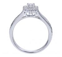 Genesis Designs  W-ER10946 Engagement Ring