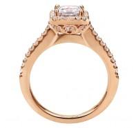 Genesis Designs  W-ER5825 Engagement Ring