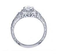 Genesis Designs  W-ER6514 Engagement Ring