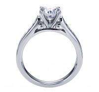Genesis Designs  W-ER6688 Engagement Ring