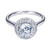 Genesis Designs  W-ER6939 Engagement Ring