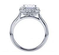 Genesis Designs  W-ER6940 Engagement Ring