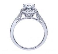 Genesis Designs  W-ER6989 Engagement Ring