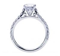 Genesis Designs  W-ER7225 Engagement Ring