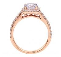Genesis Designs  W-ER7252 Engagement Ring